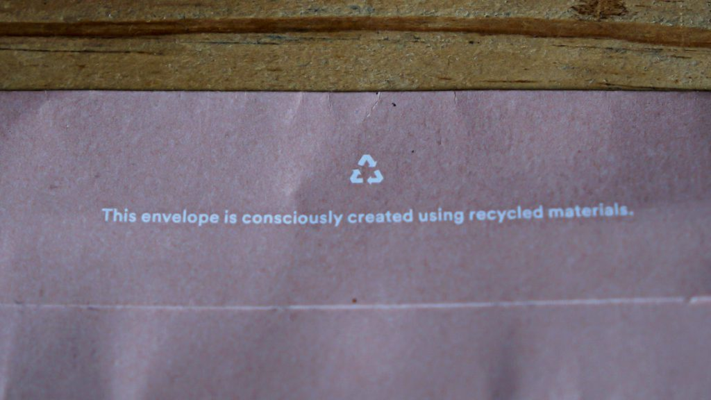 Nachhaltige Verpackung, Recycling, Recycled Material, Nachhaltigkeit