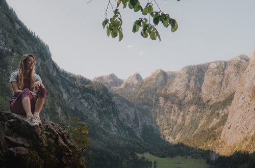 Urlaub in Bayern, Urlaub mit Hund, Tegernsee, Obersee