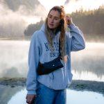 Fotographieren am Lödensee